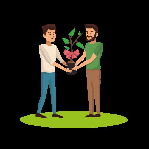 ritira albero gratuito pianta gratis evento beleafing